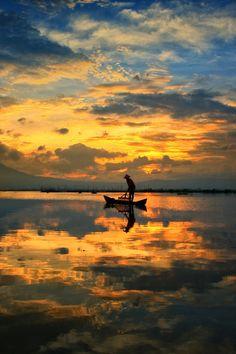 My refleciton by Hermawan Galih via 500px.