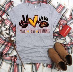 Excited to share the latest addition to my shop: School Spirit Shirt, Mascot shirt, School Spirit Wear, School Spirit Shirts, School Shirts, Teacher Shirts, School Spirit Crafts, Mom Shirts, Cheer Shirts, Vinyl Shirts, Sports Shirts