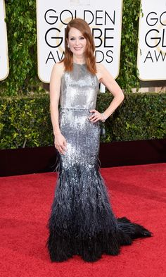 Julianne Moore in Givenchy, 2015