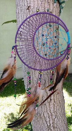 "Of all the dream catchers I've used, this one is absolutely magical! I speak my intentions into it and within 3 days it is done. Wonder if this girl knows she's a ""Magical Witch""?"
