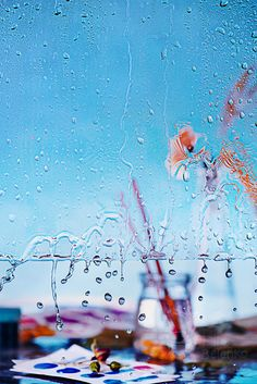 Rainy day: Watercolor sketches by Dina Belenko on 500px Autumn still life photography