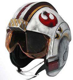 Luke Skywalker's Rouge Squadron Helmet