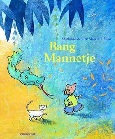 perfect voor de kinderboekenweek 2017! geweldig boek over een bang mannetje dat heel stoer blijkt te zijn.