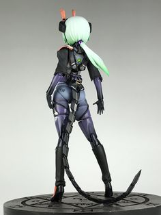 Frame Arms Girl modifications