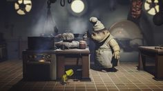Little Nightmares - The best games of 2017 | GamesRadar+