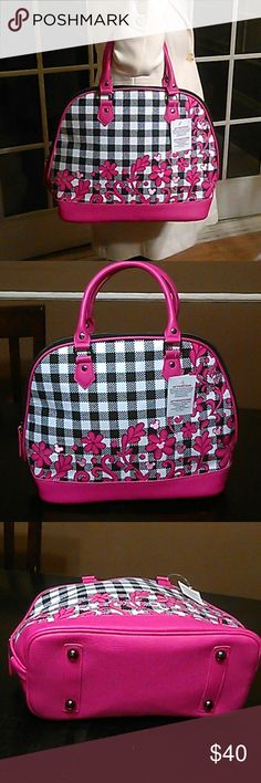 Disney Parks large satchel purse Brand new with tags excellent condition never used Disney Bags Satchels
