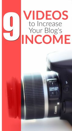 Here are 9 types of videos for bloggers to grow traffic and income. Options include on- and off-camera so no excuses - let's get started!  http://ndcfullcircle.com/types-videos-for-bloggers/?utm_campaign=coschedule&utm_source=pinterest&utm_medium=ND%20Consulting%20-%20Blog%20to%20Business&utm_content=9%20Types%20of%20Videos%20for%20Bloggers%20to%20Level-Up%20Growth