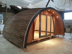 garden pod office. Garden Pod Workshop 1 Office