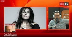 #ElisaDOspina Elisa D'Ospina: Con #EnricoSilvestrin e #StefanoMolinari a #RadioRadio