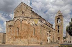 Iglesia de San Pantaleón, concatedral de la Archidiócesis de Cagliari y una de las mejores muestras de arte románico en la isla de Cerdeña #romanico #cerdeña #italia #arteviajero