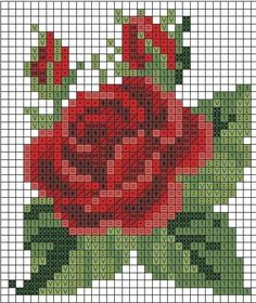 1 million+ Stunning Free Images to Use Anywhere Mini Cross Stitch, Cross Stitch Rose, Cross Stitch Flowers, Crochet Quilt, Tapestry Crochet, Needlepoint Patterns, Quilt Patterns Free, Cross Stitching, Cross Stitch Embroidery