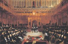 Rothschild becomes first unconverted Jew in British Parliament Houses Of Parliament London, Rothschild Conspiracy, Animal Painter, House Of Commons, French History, American Revolutionary War, England, Edinburgh, Nantes