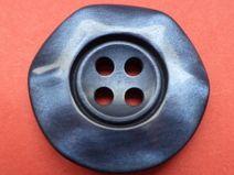 10 Knöpfe dunkelblau 20mm (4501-2) Jackenknöpfe