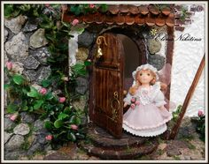 Dollhouse by Elena Nikitina
