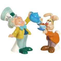 Westland Giftware Mad Hatter and The March Hare Magnetic Ceramic Salt and Pepper Shakers, 4-Inch Westland Giftware,http://www.amazon.com/dp/B008O42C5U/ref=cm_sw_r_pi_dp_TqP5sb11FCTSY2PT