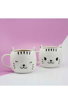 Main Image - Paladone Happy Cat Heat Change Mug