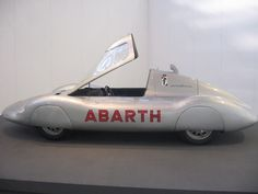 Abarth 1000 1: one of the first Abarth !