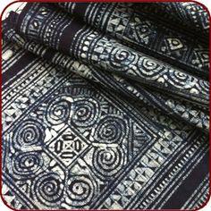 #Retro #cotton #batik #handmade #tribal #hmong http://stores.ebay.com/ORIENTALTRIBE