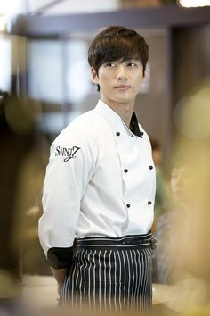 The Girl Who Sees Smells Hits a Casting Coup with Namgong Min as the Chef with Ulterior Motives | A Koala's Playground