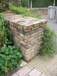 ... muurtjes tuin ding deco garden stones gemetseld muurtje tuin muurtje