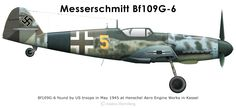 Bf 109G