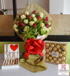 All I Want Is You Gift Set  Flowers and Gifts Shop in Davao City  123 Lopez Jaena St., Davao City www.FGDavao.com 0998 579 5720  #flowers #gifts #giftsdavao #giftsph #flowerbouquets #chocolatebouquet #bearbouquets #giftideas #giftitems #flowershop #giftshop #giftdelivery #davao #ph #delivery #service #fgdavao #arts #crafts