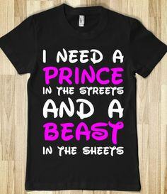 Beast in the Sheets - Text First - Skreened T-shirts, Organic Shirts, Hoodies, Kids Tees, Baby One-Pieces and Tote Bags Just In Case, Just For You, Hogwarts Letter, Looks Cool, My Guy, Just For Laughs, Swagg, Funny Shirts, Sassy Shirts
