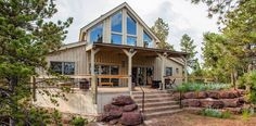 Great Plains Western Horse Barn Home Project SDR1206 Always loved the barn house look.