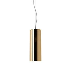 Kartell - Easy Ceiling Lamp - Gold
