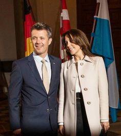 Frederik et Mary en Allemagne - Jour 2 (2)