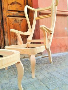 Fire Pit Table And Chairs, Dinning Chairs, Kitchen Chairs, Mexican Furniture, Wooden Furniture, Furniture Design, Living Room Turquoise, Polywood Adirondack Chairs, Wood Sofa