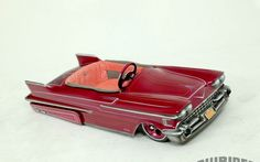 1958 Cadillac Pedal Car