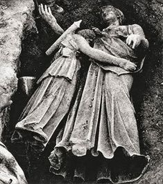"""""""Bronze Athena with young Artemis, c. Discovered in Athens in Ancient Greek Art, Ancient Aliens, Ancient Greece, Ancient History, Art History, Greece History, Greek Statues, Ancient Beauty, Bronze"""