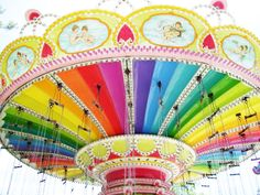 carousel of colours