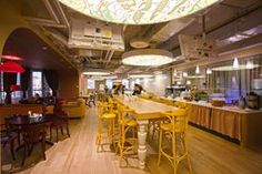 Google Office Moscow, Mosca, 2010 - Evolution Design