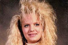25 fotos de peinados de los ochentas tan malos que, en realidad, son buenos