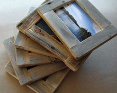 Reclaimed wood Projects Frames Wall Art is part of Barn wood frames - Welcome to Office Furniture, in this moment I'm going to teach you about Reclaimed wood Projects Frames Wall Art Weathered Wood, Old Wood, Rustic Wood, Rustic Decor, Rustic Barn, Barn Wood Frames, Wood Picture Frames, Picture On Wood, Wooden Frames