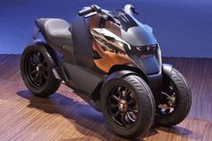 Peugeot Onyx Scooter