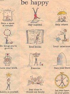 Be Happy - #Happy