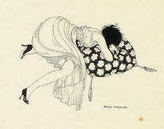 Gerda Wegener: Six drawings. All signed Gerda Wegener. India
