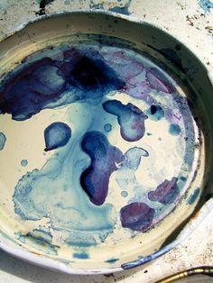 Painterly. Xk #kellywearstler #myvibemylife #blue #lapis #art #vibe