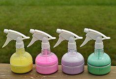 Homemade Chalk Spray