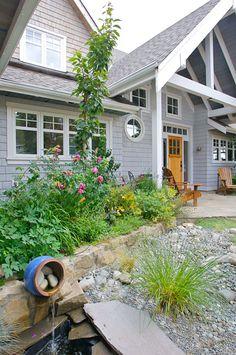 Salt Spring Island Home