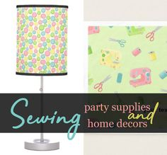 Sewing decor room and party supplies Holiday Gift Guide, Holiday Gifts, Party Supplies, Room Decor, Quilts, Sewing, Happy, Fashion Design, Xmas Gifts
