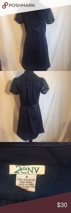 Nordstrom Navy Button Dress Size S Nordstrom Navy Button Dress Size S. NWOT. 100% Authentic. Reasonable offers are welcome Nordstrom Dresses Mini