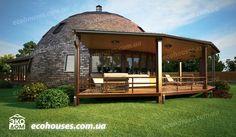 Купольные дома - Экодом