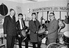 rare beatles | Rare Beatles Photos Sold for $360K in New York [RARE PHOTOS]