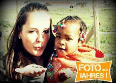 Das Foto des Jahres 2014 kommt von Malin. Sie war mit uns in #Südafrika und hat dort diese bezaubernde Bekanntschaft gemacht.