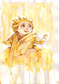 RoTG - s a n d by ~Sardiini on deviantART I just friggin love this :D Sandy's just too cute