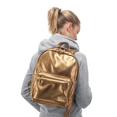 Currently inspired by: Metallic Backpack Gold on Fab.com